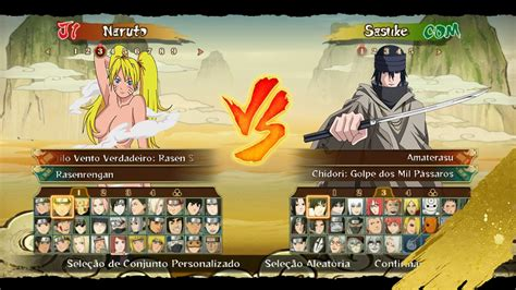 cara mod game naruto ultimate ninja storm revolution download pack 4 4 mod naruto ninja storm revolution new