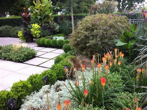 Tropical Landscaping Ideas Modern Tropical Tropical Landscape Vancouver By Glenna Partridge Garden Design