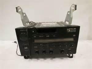 1990 lexus ls400 entertainment radio audio receiver