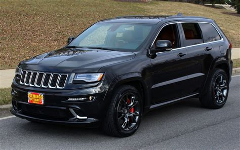 srt jeep 2014 2014 jeep grand srt 8 for sale 76692 mcg