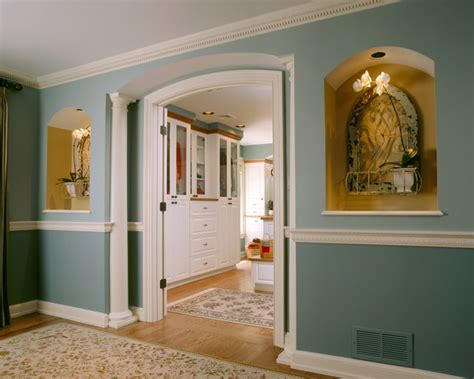 Master Bedroom Closets by Master Bathroom Bedroom Closet And Balcony Renovation Traditional Closet Other Metro