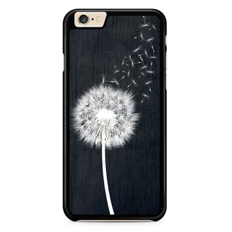Wood For Iphone 4 4s 5 5s 6 6s 6 dandelion on black wood design for iphone 4 4s 5 5s 5c 6 6 plus 6s 6s plus samsung galaxy