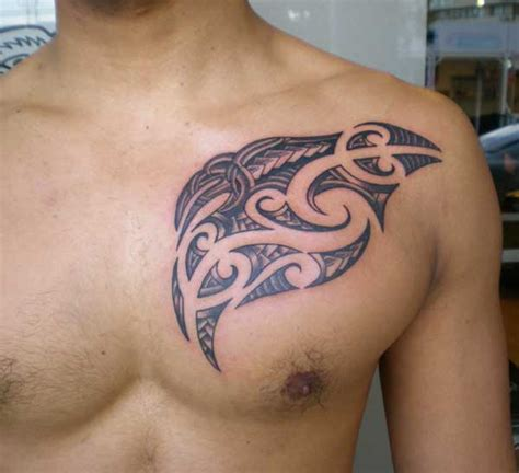 simple chest tattoos chest tattoos and designs page 327