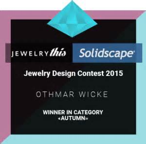 jewelry design contest 2015 jewelrythis monthly design contest solidscape