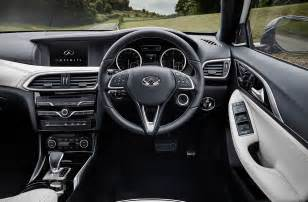 what does the new jaguar car look like infiniti q30 revealed it s the a class from japan by car