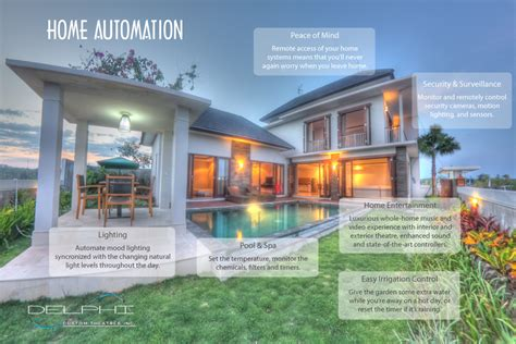 latest smart home technology automation delphi custom theatres