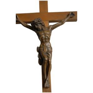 crucifix jesus wall cross from europeantiqueshop on ruby lane