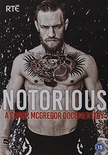 10 years 13 seconds the conor mcgregor story books conor mcgregor notorious rte fox sports 6 part