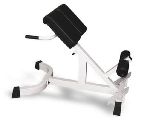 back extension bench exercises new genuine yukon fitness commercial quality