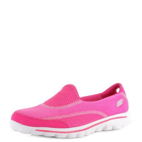 Women's hot pink shoes