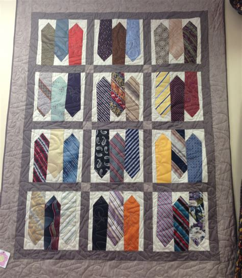 pattern for shirt and tie quilt gracie lou s quilt shoppe