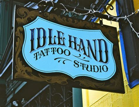 tattoo parlor signs tattoo shop sign signs letters pinterest