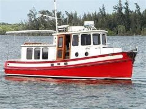 nordic legacy boat 1999 used nordic tugs 32 trawler boat for sale 120 000