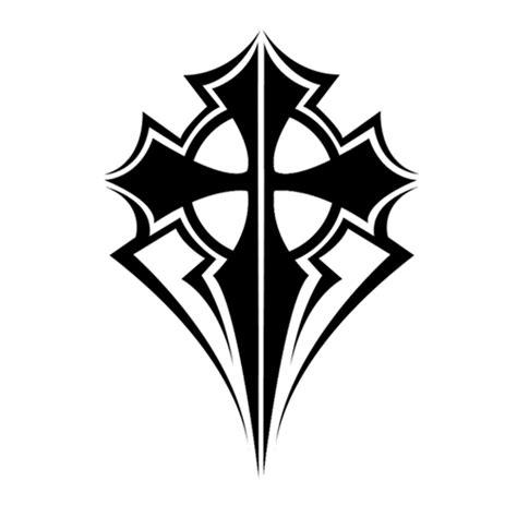 tattoo cross tribal design tribal cross 2 by mcam24 on deviantart
