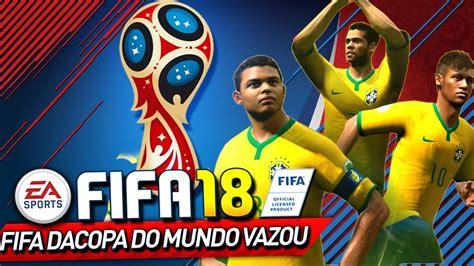 Ps4 Fifa 2018 Reg3 fifa 18 jogo da copa russia 2018 vazou em entrevista world cup russia 2018 ps4 xbox one e