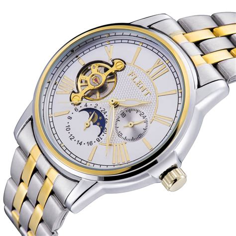 mechanical watch wikipedia luxury brand men full steel watch 2016 automatic self