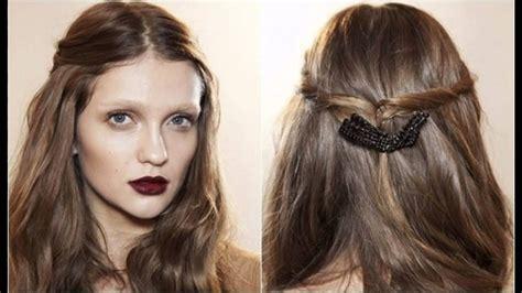 Peinados A La Moda Elegantes Peinados De Fiesta Para Ninas 2013 | peinados a la moda elegantes peinados de fiesta para