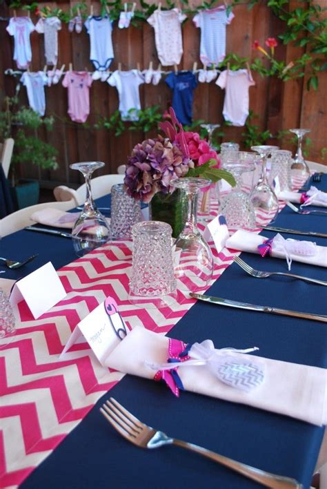 Mixing Silver And Gold Home Decor using chevron on your table the bright ideas blog