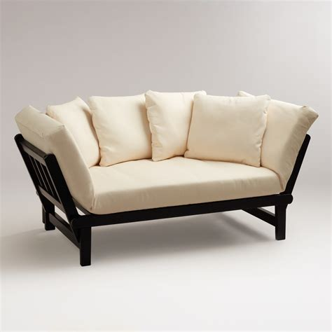 world market sleeper sofa futons or sofa beds world market natural studio day