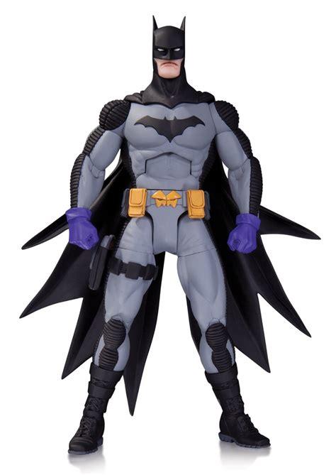 Mainan Figure Batman Zero Years dc comics designer series greg capullo zero year batman