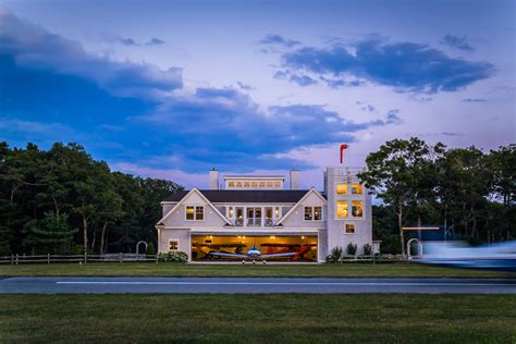 falmouth airpark custom home architect magazine luna