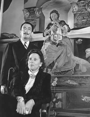 biography of dali in spanish salvador dali spanish artist britannica com