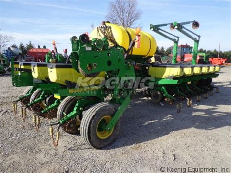 Deere 1770nt Planter Specs by 2004 Deere 1770nt Planter A648239a In Urbana Ohio