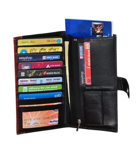 Buy One Get One Bank Pocket Organizer Premium 2e6r 31 on gleam premium leather traveller wallet for black on snapdeal paisawapas
