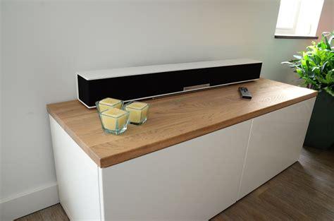 Houten Kast Ikea by Eiken Houten Blad Besta Meubel Tv Meubel Kastjes