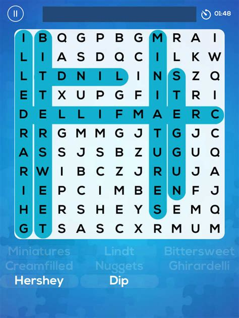 Free Search App App Shopper Word Search Free Word Puzzle