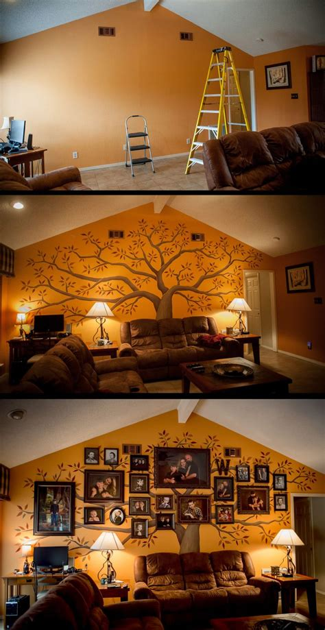 einrichtung ideen 5209 die besten 25 stammbaumwand ideen auf
