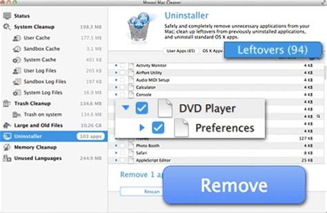 how to uninstall apps on mac cleaning your macbook is now easier with movavi