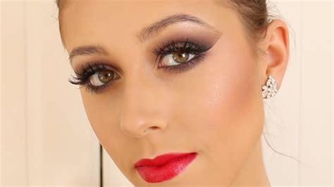 tutorial makeup dance performance makeup tutorial youtube
