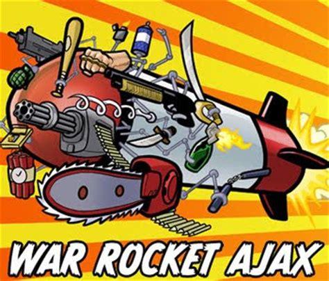 Pop Culture Goes To War recommendation war rocket ajax o duffy