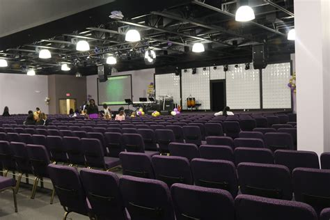 Roselle Gets First Look At New Agape House Of Worship Building At Dedication Ceremony