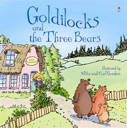 goldilocks and the just right potty books is goldilocks and the three bears