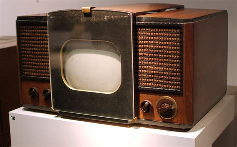 when did color pictures come out the trajectory of television starting with a big history