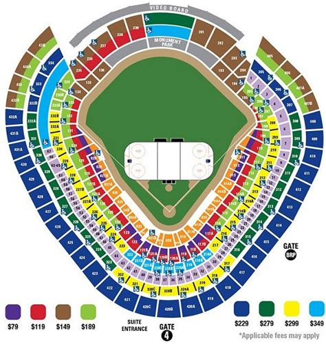 yankee stadium seating chart view section rangers nhl stadium series yankee stadium tickets