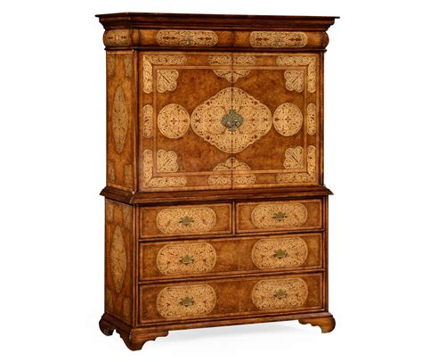 Cabinet La Rochelle cabinet for tv with inlaid la rochelle jonathan