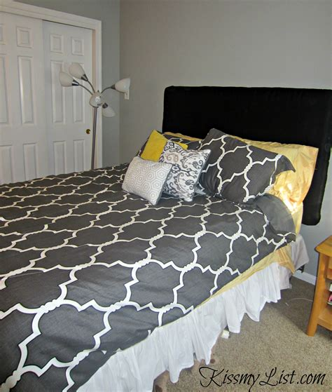 How To Hang An Upholstered Headboard by Diy Upholstered Headboard List