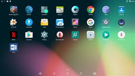 android desktop forget desktop linux build your own 40 android pc cio