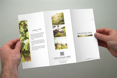 photography brochure template free 20 awesome indesign psd photography brochure templates