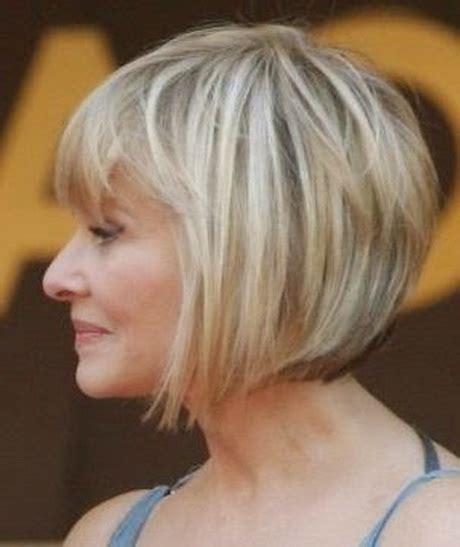 bold streaks in hair for 60 year old korte kapsels 2016 rond gezicht