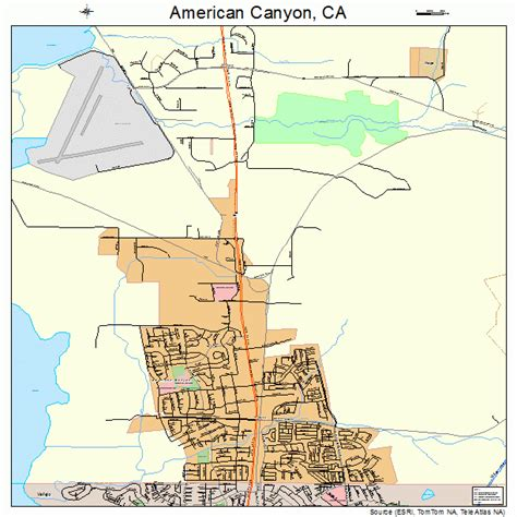 american map california american california map 0601640