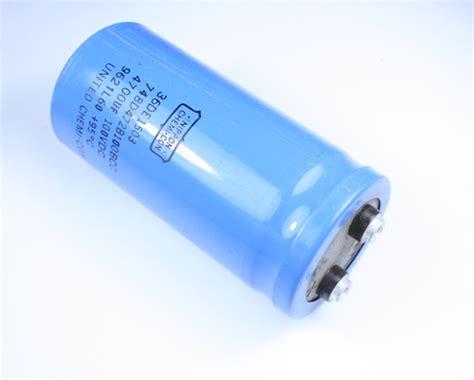 electrolytic capacitors terminals new ucc 4700uf 100v large can terminal electrolytic capacitor 4700mfd
