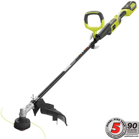 ryobi 40 volt lithium ion cordless attachment capable