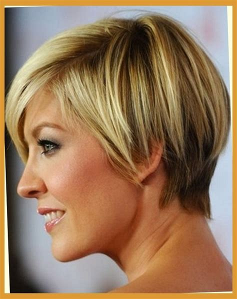 short hair rectangular face oblong face shape short hairstyles women 27626 softhouse
