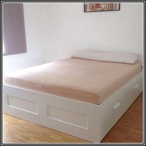 Brimnes Ikea Bett Erfahrung Betten House Und Dekor