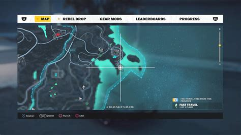 fast boat in just cause 3 just cause 3 vehicle location guide