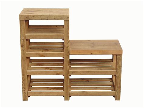 table with shoe storage rustic wooden shoe rack with seat and telephone table